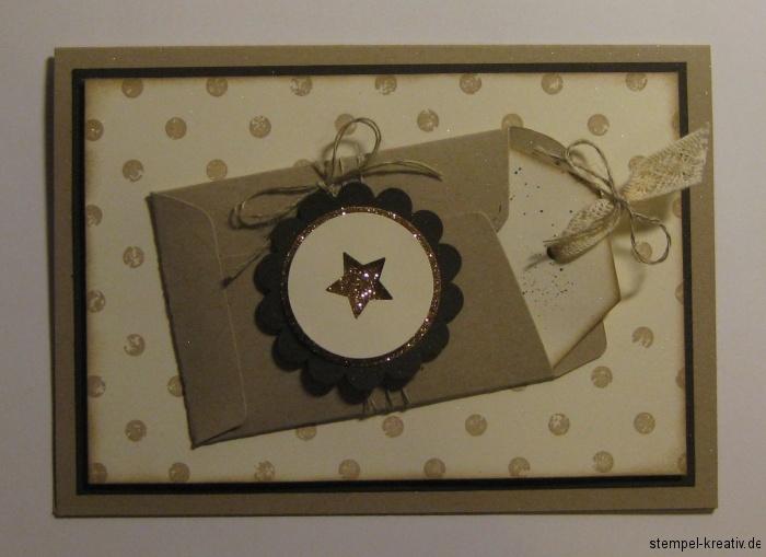 Gesegnete Weihnachten - Weihnachtskarten