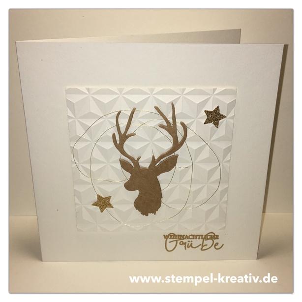 Weihnachtliche Grüße - Weihnachtskarten
